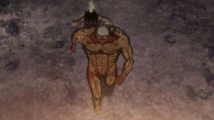 Attack on Titan Episode 36 Armoured Titan.JPG